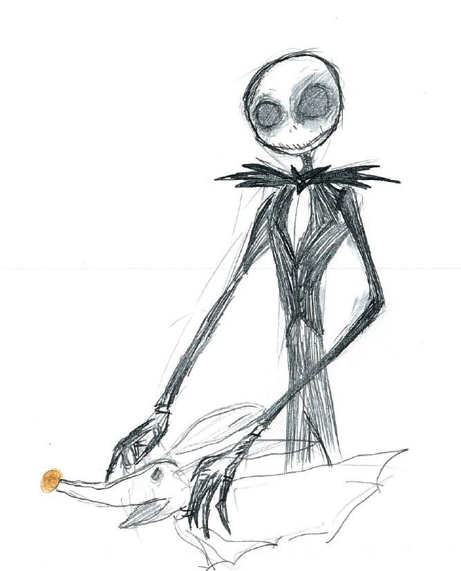 Jack And Zero by cattterpillarboy