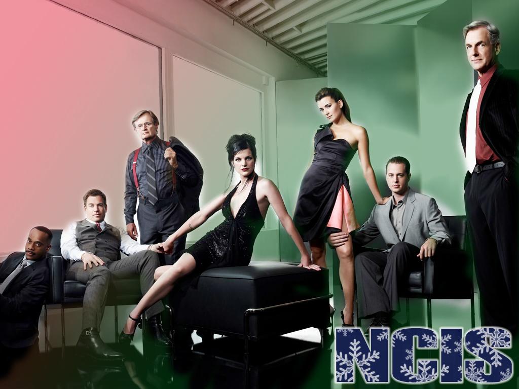NCIS: Christmas Style by tsunami1313