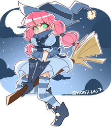   AUCTION   Witch Girl Adopt- CLOSED!
