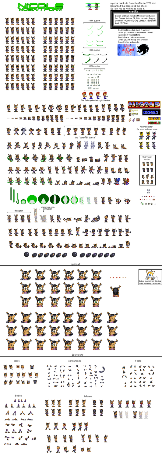 Pixel art and sprites favourites by XYZTheHedgehogDX on
