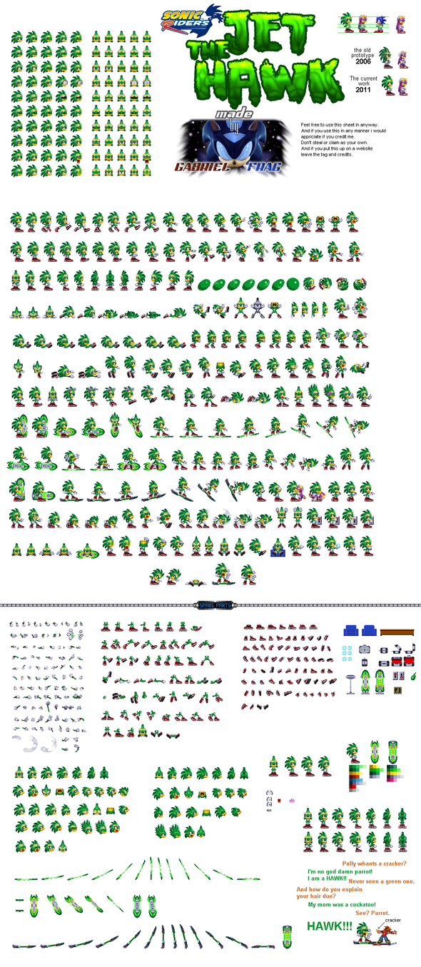 Sonic the hedgehog (SNES hack) by GabrielFrag on DeviantArt
