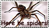 Spiders stamp by Stumm47