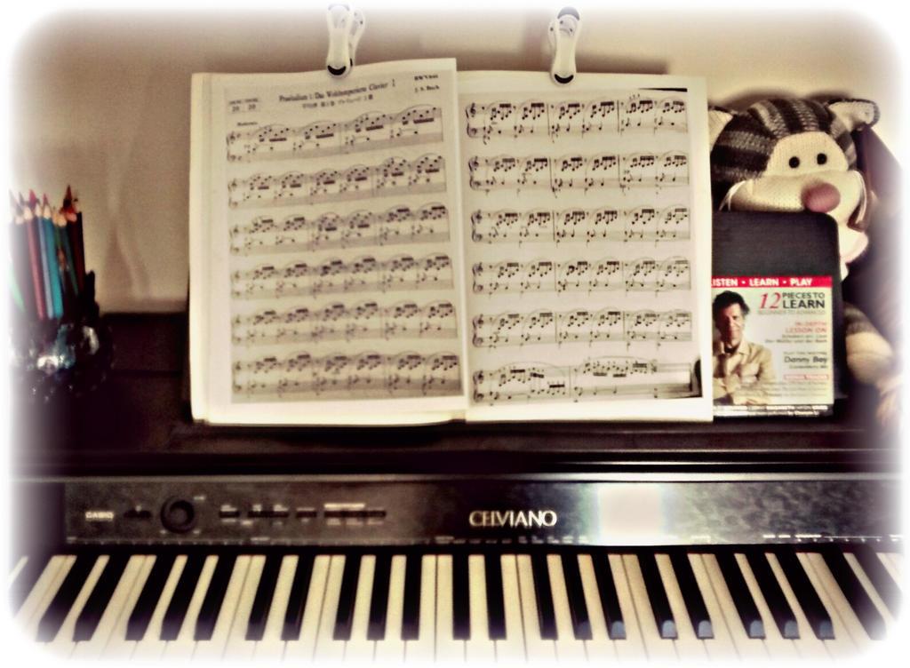 Getting my Bach on by Stumm47