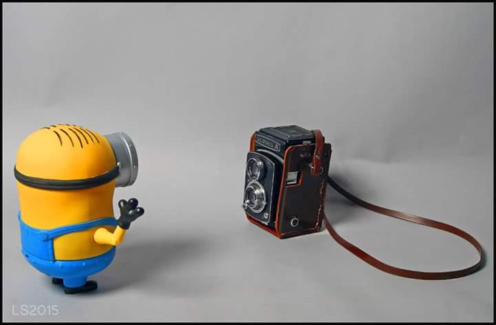 Stuart gets his photo taken by Stumm47