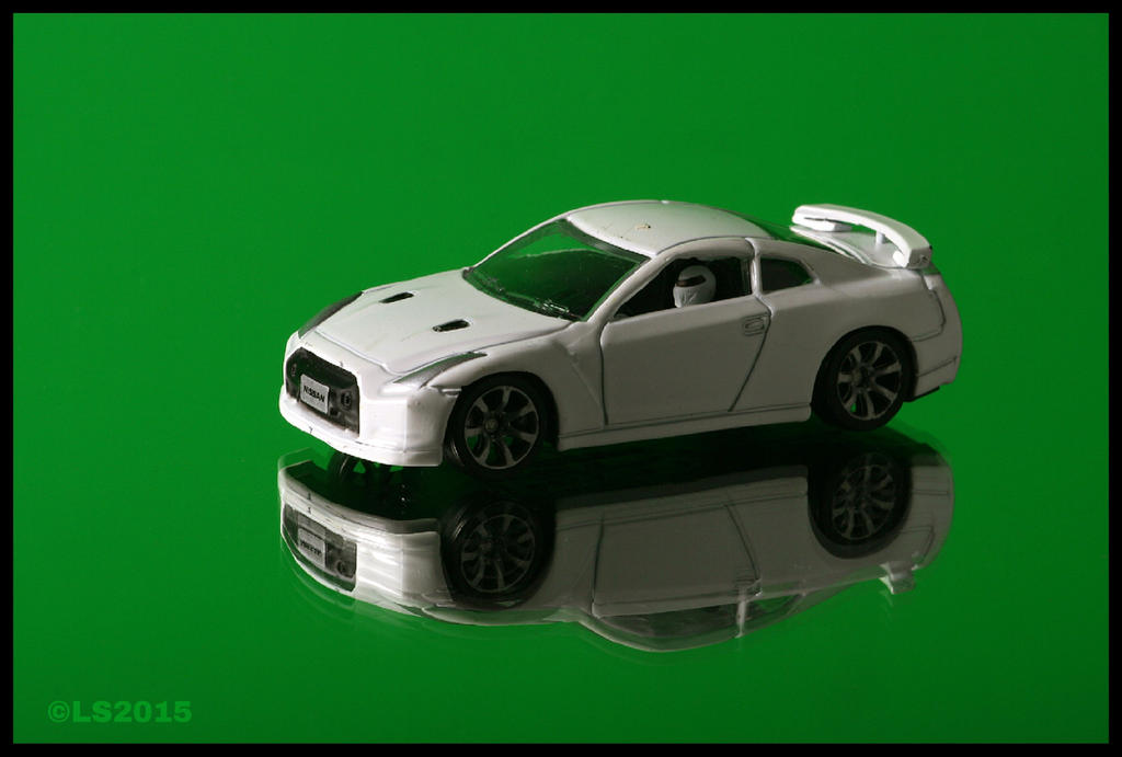 The Stig drives a GTR by Stumm47