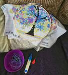 Cross stitch Tree by Stumm47