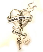 tattoo design by thebastet