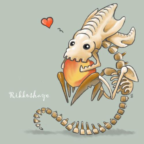 Bone Hydralisk by Rikkoshaye