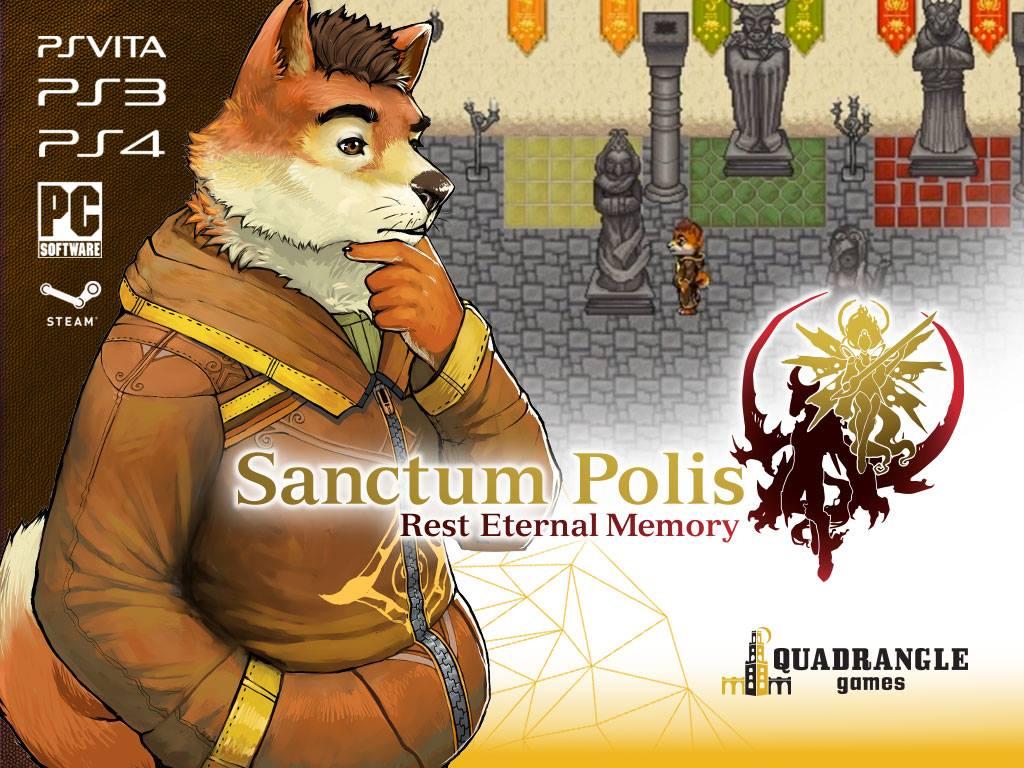 Kickstarter for Sanctum Polis is LIVE! by Rikkoshaye
