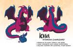 Iona by Rikkoshaye