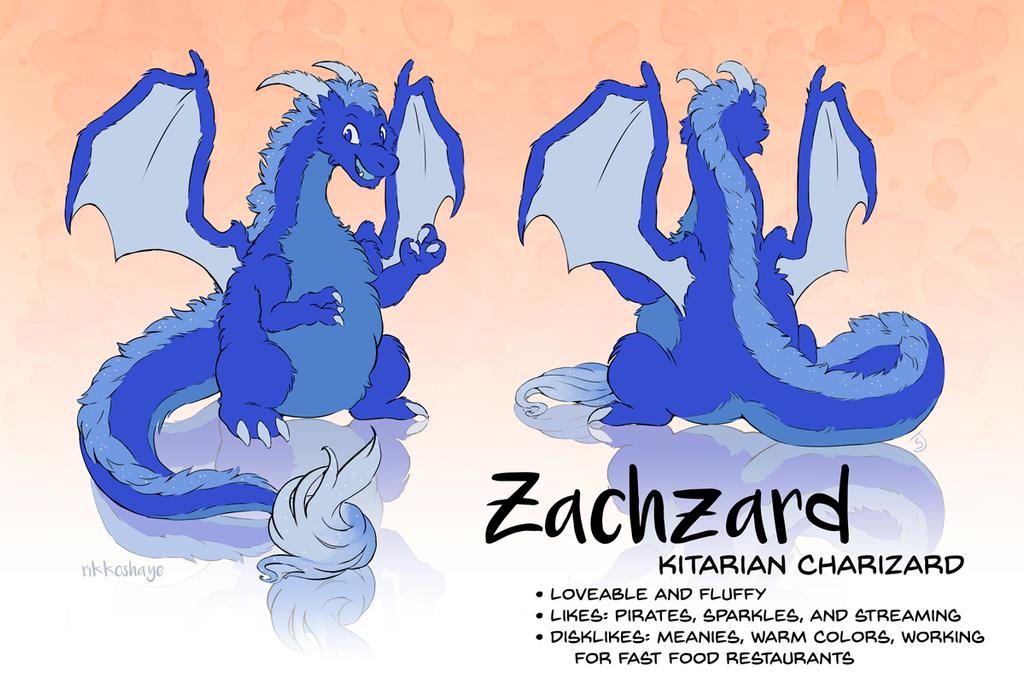 Zachzard by Rikkoshaye