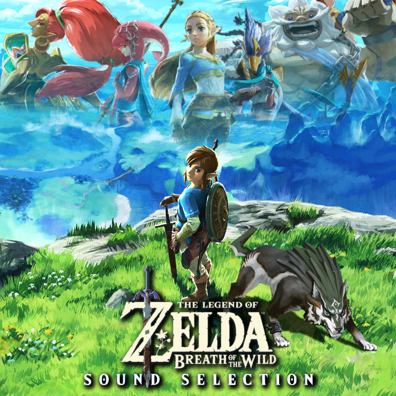 Zelda Breath Of The Wild Sound Selection By Xirvet On