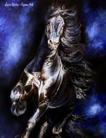 Dark Within by luequineart