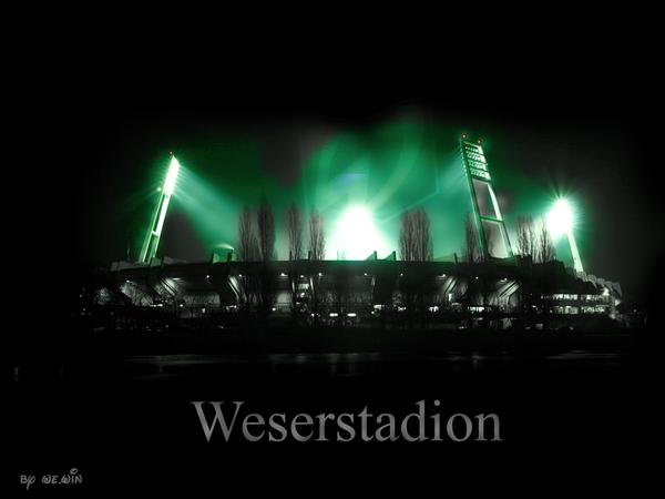 Weserstadion By W-e-w-i-n On DeviantArt