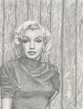 Marilyn Monroe Portrait 2 (Final)