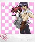 Ichigo and Masaya