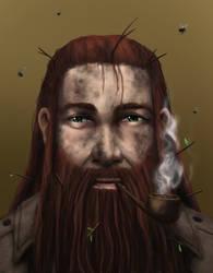 Dwarf portrait commission