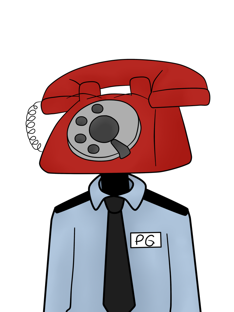 how tall is phone guy