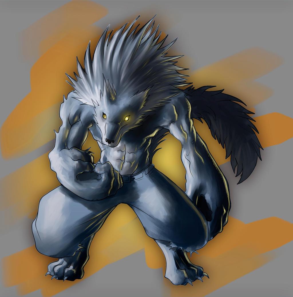 Wolfie by Gjergji-zhuka