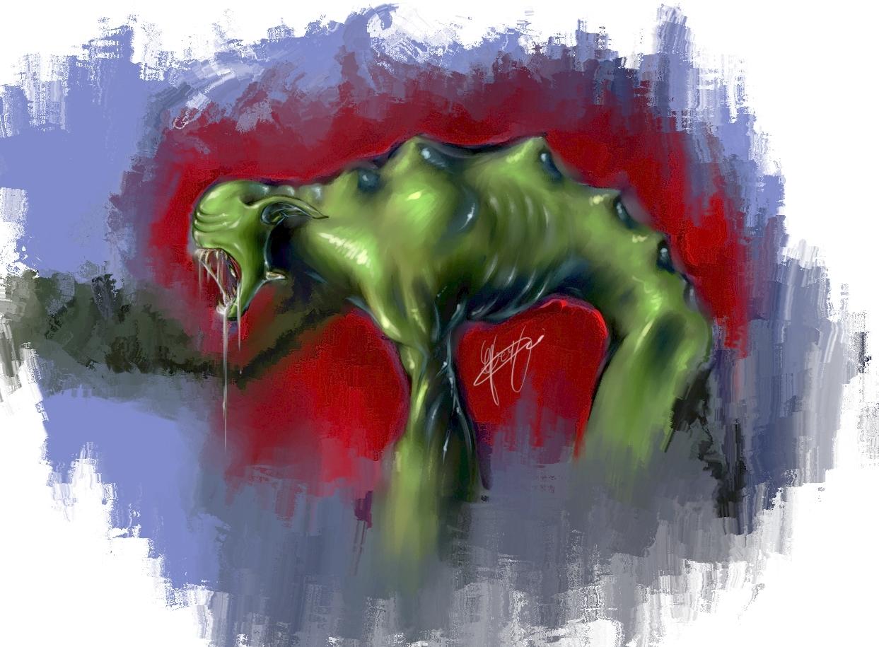 RGB Monster by Gjergji-zhuka