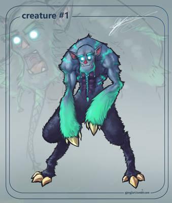 Creature nr.1