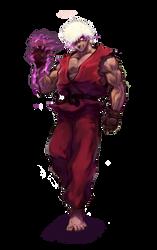 Violent Ken by Gjergji-zhuka