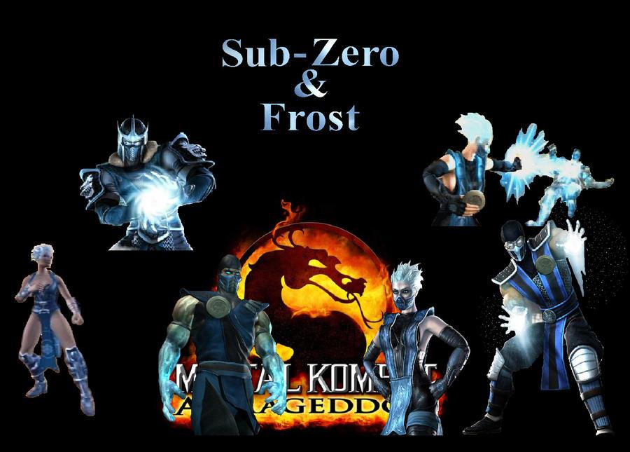 sub zero mortal kombat 2011 wallpaper. mortal kombat 2011 sub zero