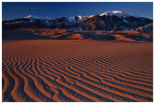Days End: Great Sand Dunes