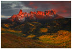 Colors of the Uncompahgre