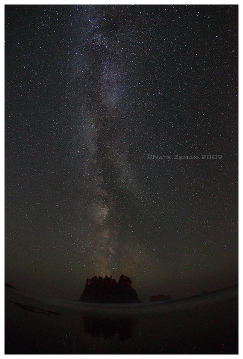 The Heavens Erupt by Nate-Zeman