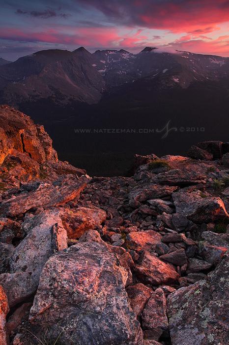 Forest Canyon Blaze by Nate-Zeman