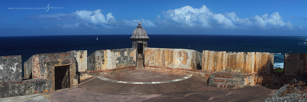 Castillo San Felipe del Morro by Nate-Zeman