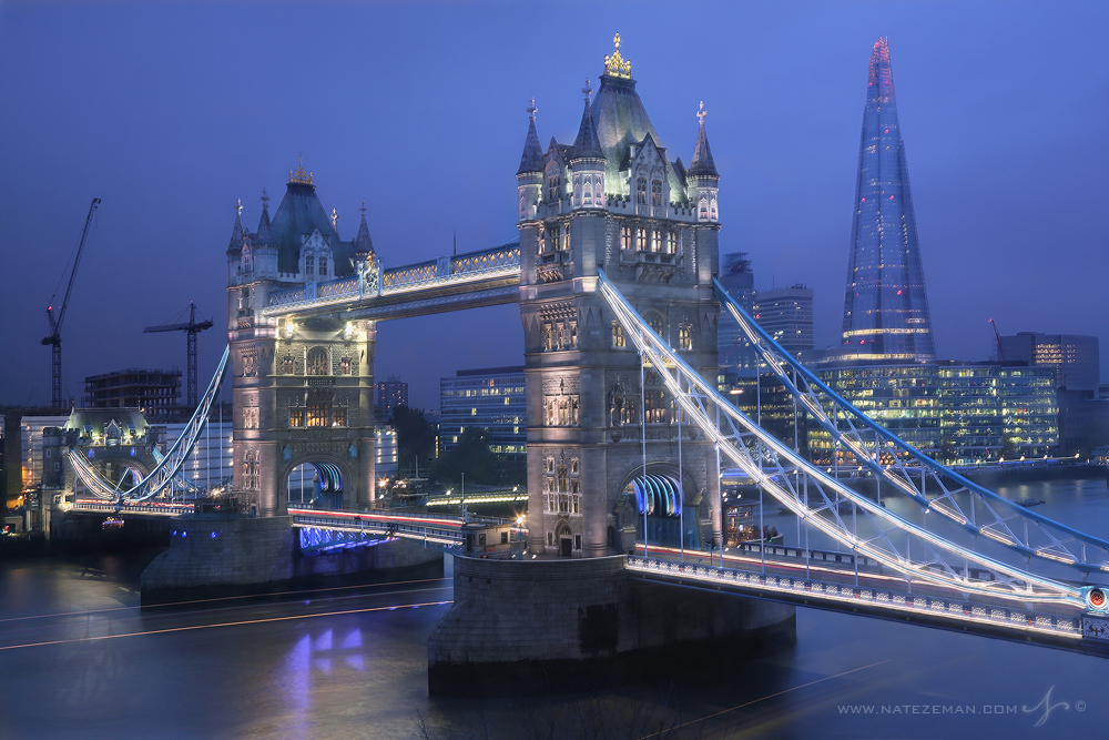 London Twilight by Nate-Zeman
