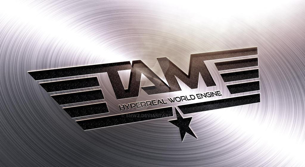 Metal Emblem Logo by SHWZ
