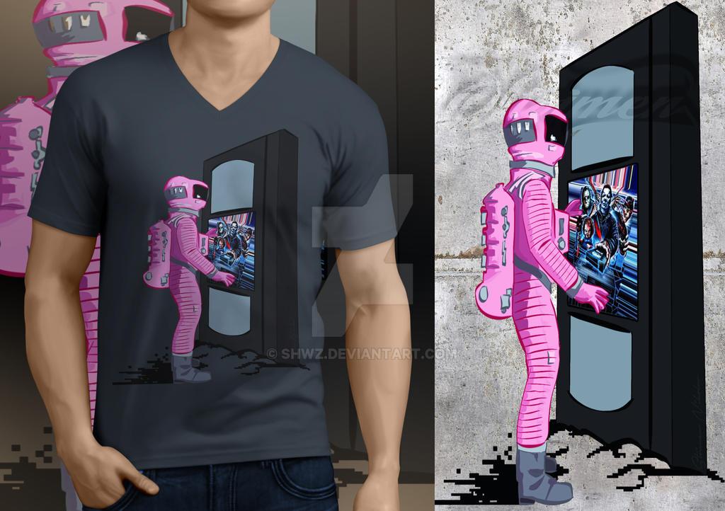 Mpvies T-Shirt by SHWZ