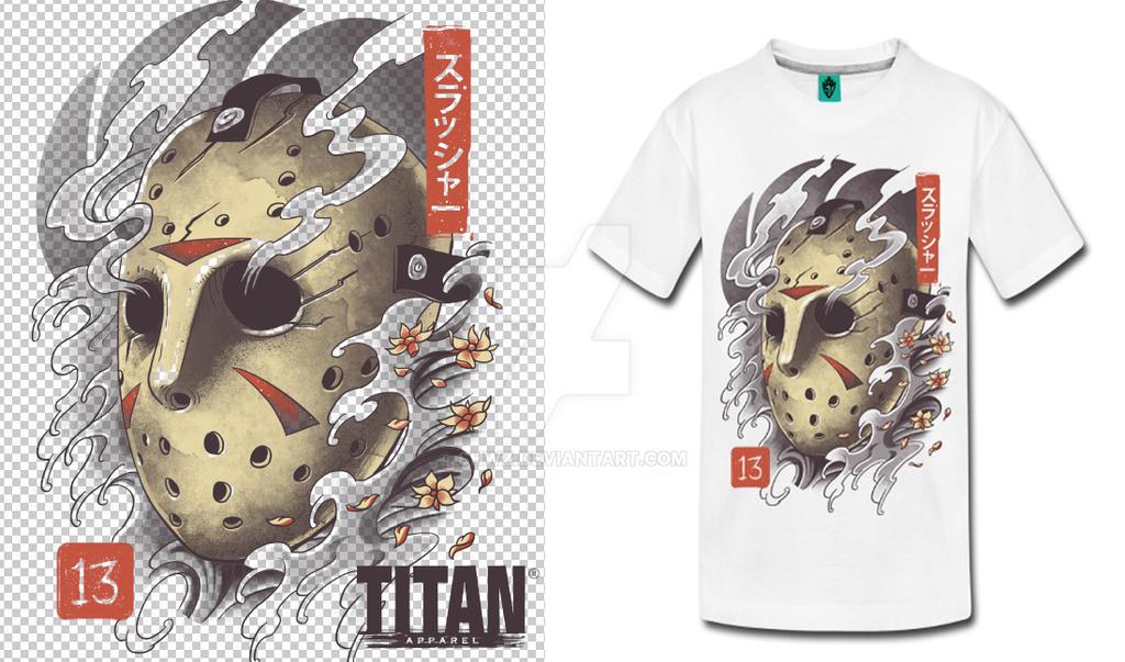 Jason t-shirt by SHWZ