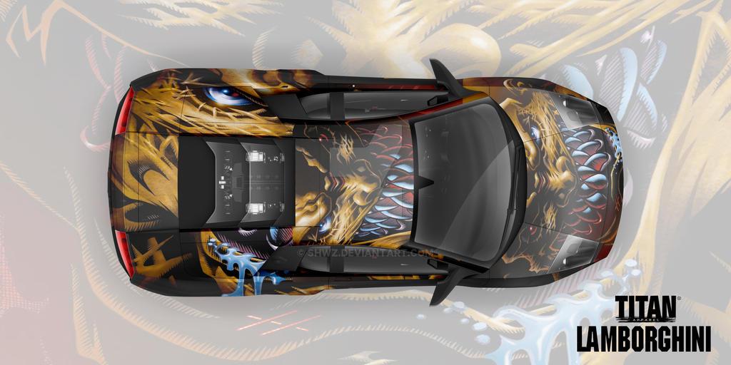 Titan Lamborghini by SHWZ