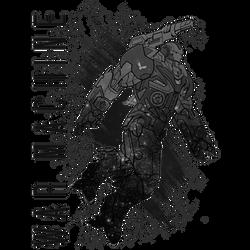 War Machine Black Logo (ST) png by SHWZ