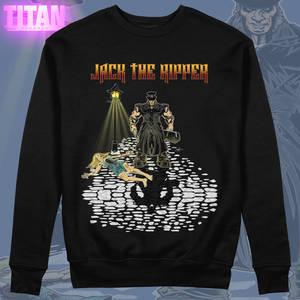 Jack the ripper original art - Sweatshirt