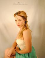 Braided Portrait Stock by Tris-Marie
