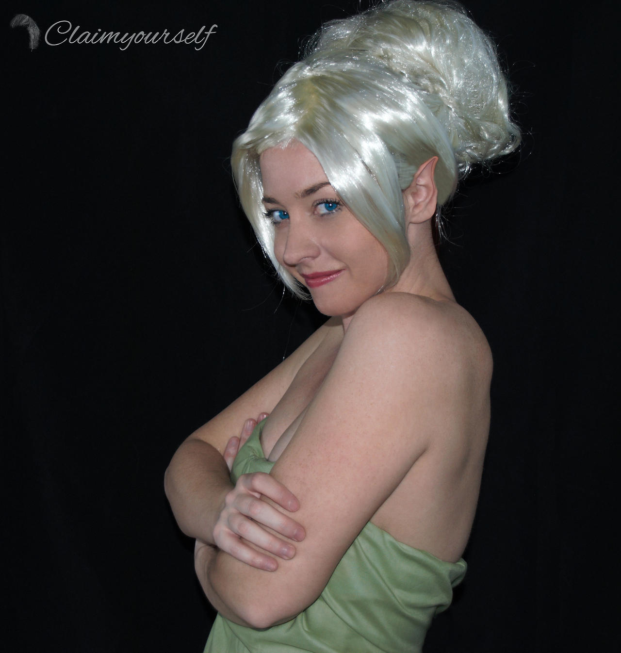 Evergreen Fairy Stock 6 by Tris-Marie