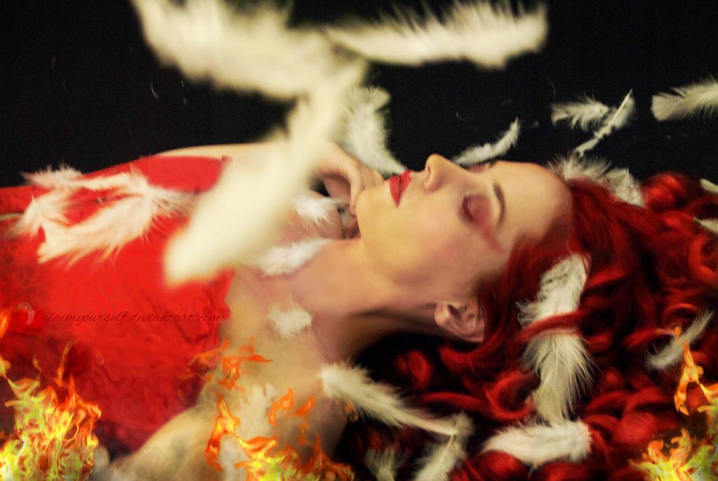 Angel Fallen by Tris-Marie