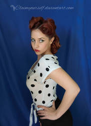 Pinup Stock 7 by Tris-Marie