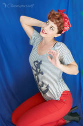 Lucy Pinup Stock 2 by Tris-Marie