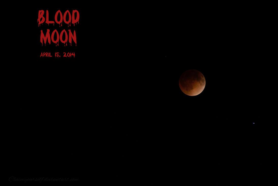 blood moon wallpaper by trisstock on deviantart