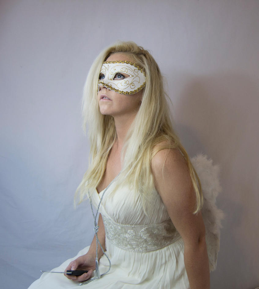 Masquerade Angel Stock 4 by TrisStock
