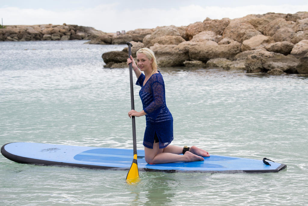 Paddleboard Stock by TrisStock