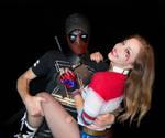 Deadpool/ Harley by Tris-Marie
