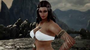 Tekken 7: No Summer Dress for Katarina 15