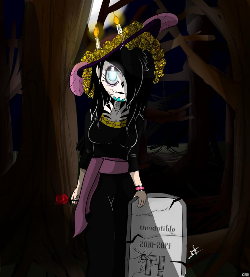 Dia de Muertos by Inexistible